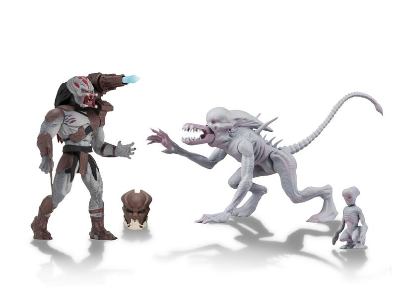 "Alien & Predator Classics: Berserker & Neomorph 5.5"" Action Figures [Assorted]"