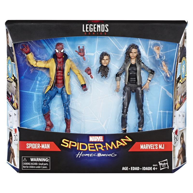 "Marvel: Spider-Man - Far From Home 6"" Legends Figures [Assorted]"