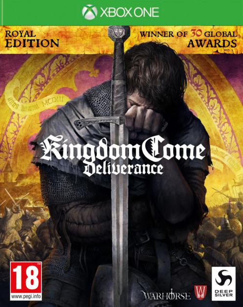 Kingdom Come Deliverance - Royal Edition
