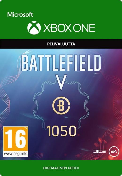Battlefield™ V – Battlefield-valuutta 1050 [DIGITAALINEN]