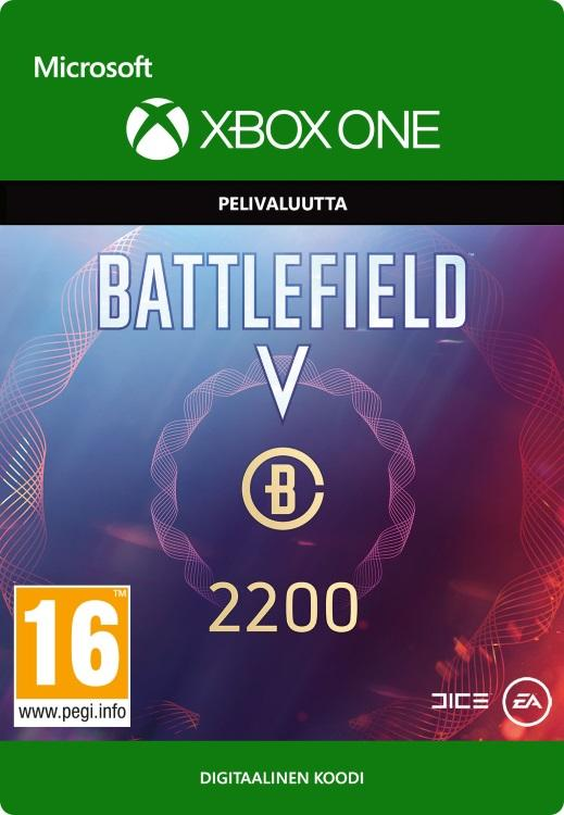 Battlefield™ V – Battlefield-valuutta 2200 [DIGITAALINEN]