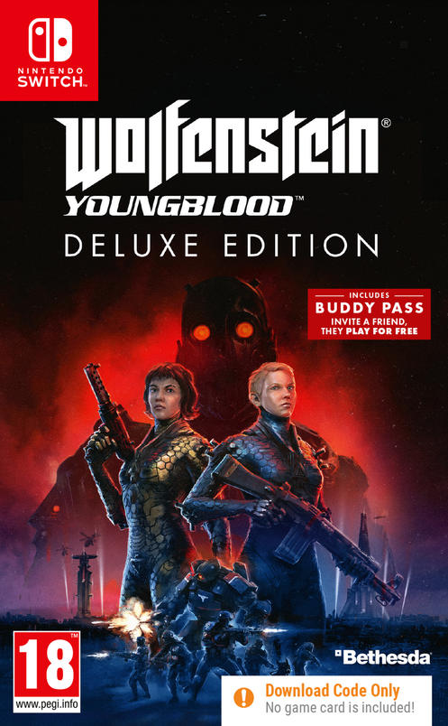 Wolfenstein®: Youngblood™ Deluxe Edition