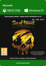 Sea of Thieves: Anniversary Edition Xbox One:lle