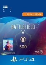 Battlefield™ V – Battlefield-valuutta 500 PS4:lle