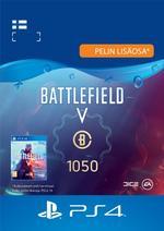 Battlefield™ V – Battlefield-valuutta 1050 PS4:lle