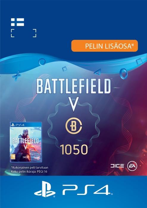 Battlefield™ V – Battlefield-valuutta 1050 PS4:lle [DIGITAALINEN]
