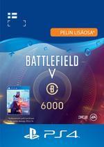Battlefield™ V – Battlefield-valuutta 6000 PS4:lle