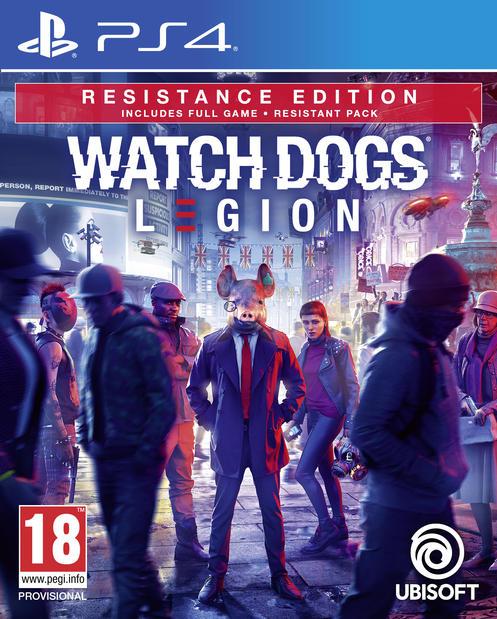 Watch Dogs: Legion [Vain GameStopista]