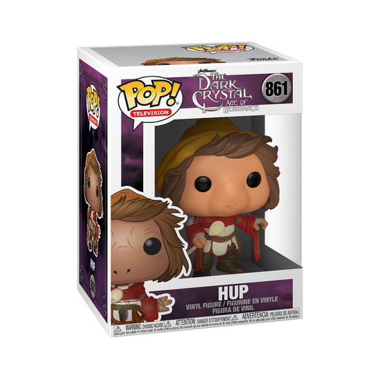 POP TV: Dark Crystal - Hup