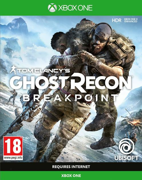Tom Clancy's Ghost Recon® Breakpoint Auroa Edition [Vain GameStopista]