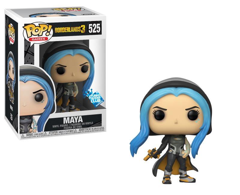 POP Games: Borderlands - Maya [Vain GameStopista]