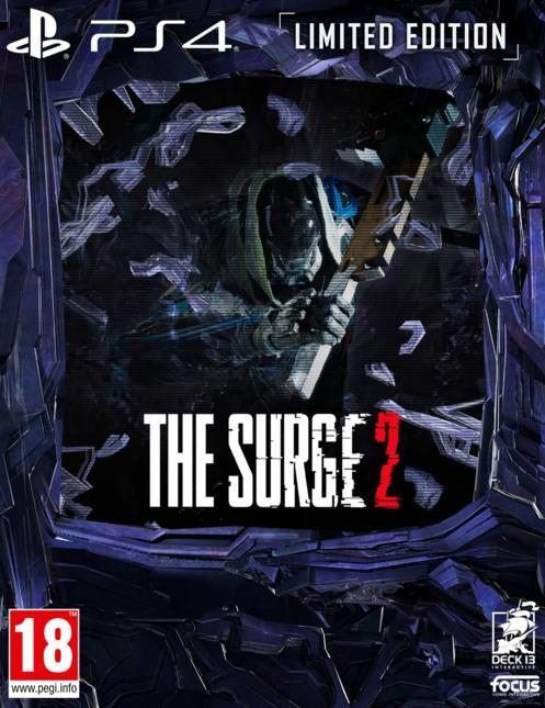 The Surge 2 Limited Edition [Vain GameStopista]