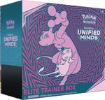 Pokémon TCG: Sun & Moon Unified Minds Elite Trainer Box