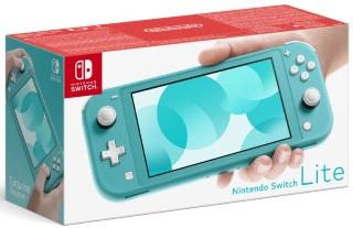 Nintendo Switch™ Lite Turquoise Konsoli