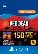 Red Dead Redemption 2: 150 kultaharkkoa PS4:lle