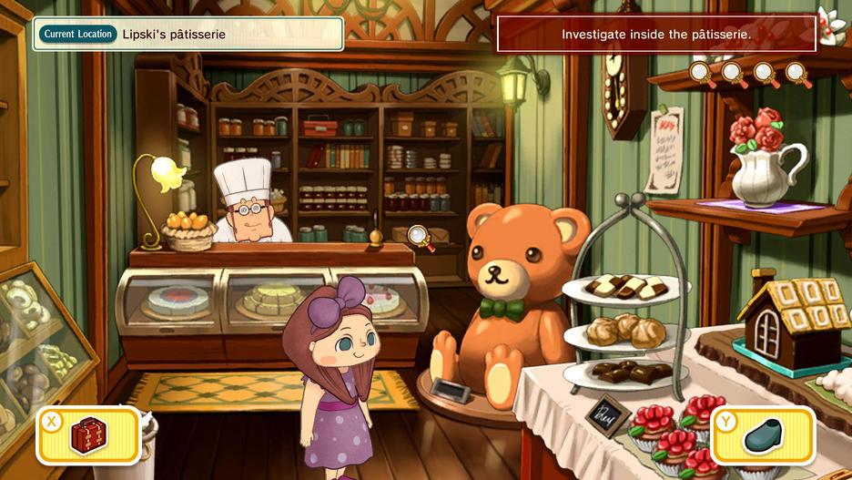 Layton's Mystery Journey™: Katrielle