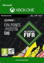FIFA 20 Ultimate Team™ - 500 FUT -Pistettä Xbox One:lle