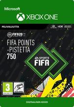 FIFA 20 Ultimate Team™ - 750 FUT -Pistettä Xbox One:lle