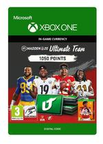 Madden NFL 20 Ultimate Team 1050 Pistettä Xbox One:lle