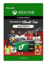 Madden NFL 20 Ultimate Team 5850 Pistettä Xbox One:lle