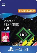 FIFA 20 Ultimate Team™ - 750 FUT -Pistettä PS4:lle