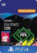 FIFA 20 Ultimate Team™ - 2200 FUT -Pistettä PS4:lle