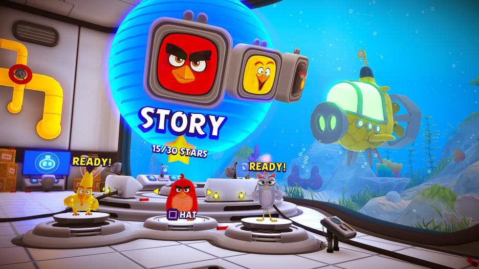 The Angry Birds Movie 2: Under Pressure VR