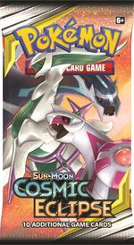 Pokémon TCG: Sun & Moon Cosmic Eclipse Booster Pack