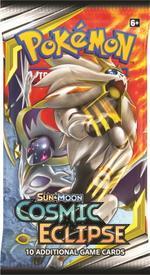 Pokémon TCG: Sun & Moon Cosmic Eclipse Booster Pack