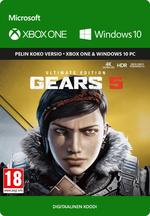 Gears 5 Ultimate Edition Xbox One:lle