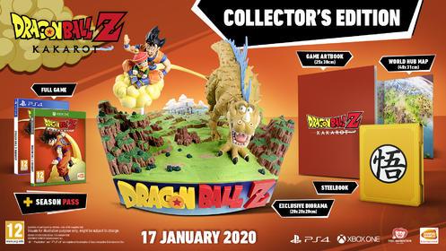DragonBall Z Kakarot Collector's Edition
