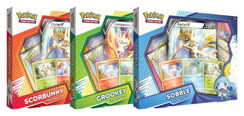 Pokémon TCG: Galar Collection