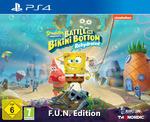 Spongebob Squarepants: Battle for Bikini Bottom Rehydrated F.U.N Edition